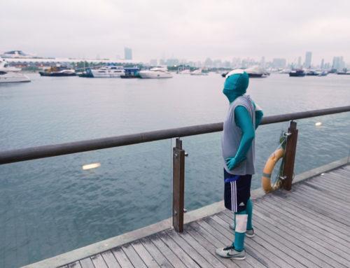【#DreamCatching短片創作比賽 】 DC09 參賽組別  殷欣 《盡情運動》